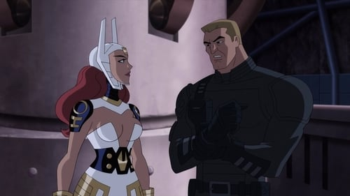 Poster della serie Justice League: Gods and Monsters Chronicles