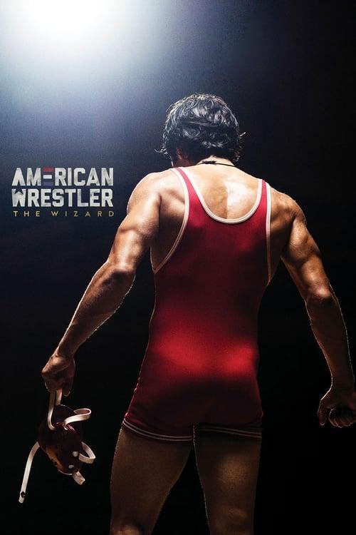 American Wrestler: The Wizard (2017) Poster