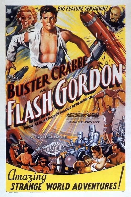 Download Flash Gordon (1936) Movie Free Online