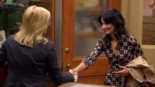 Parks and Recreation - Season 1 - Episode 3: the reporter