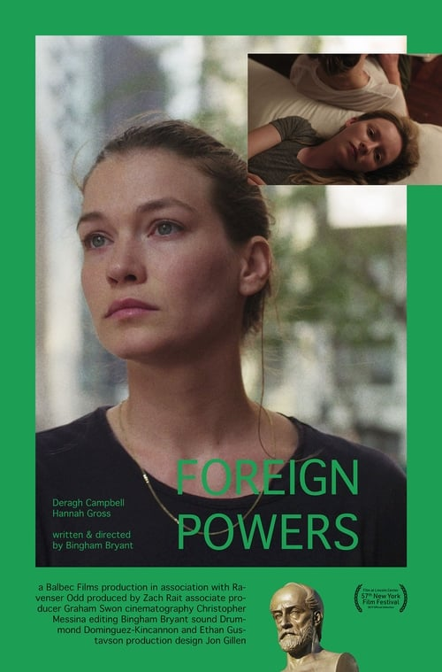 Assistir Foreign Powers Duplicado Completo