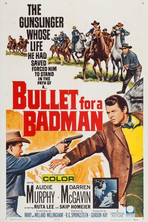 Bullet for a Badman (1964)