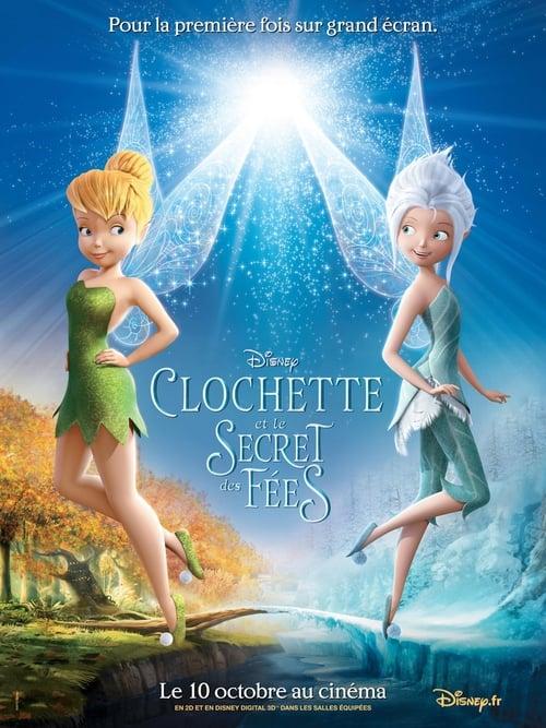 ➤ Clochette et le secret des fées (2012) streaming film en français