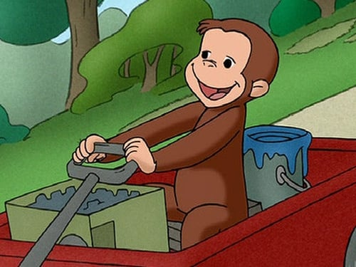 Curious George 2006 720p Webdl: Season 1 – Episode George Fixes Betsy's Wagon