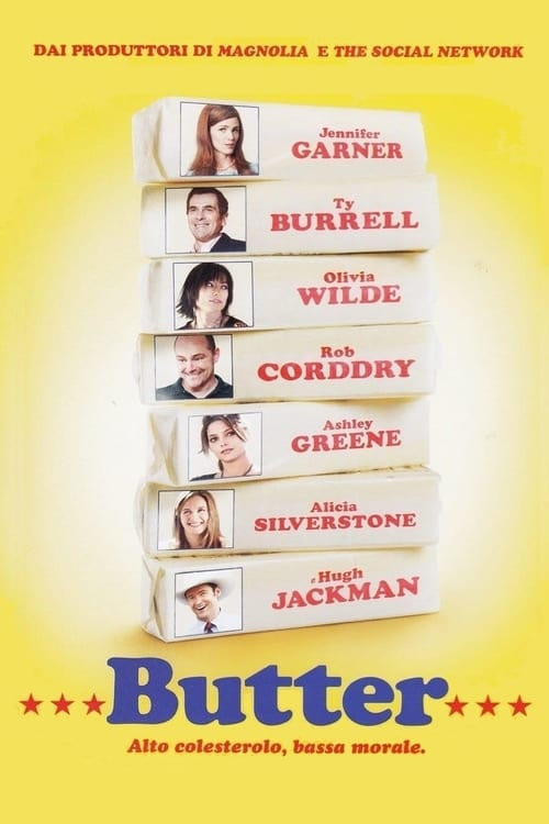 Watch Butter (2011) Best Quality Movie
