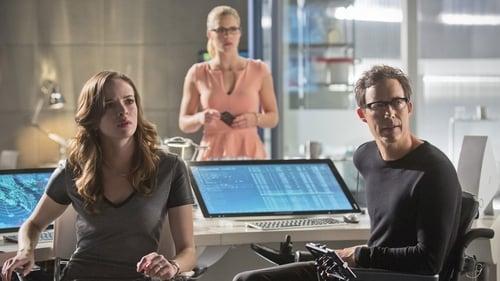 The Flash - Season 1 - Episode 8: Flash vs. Arrow (I)