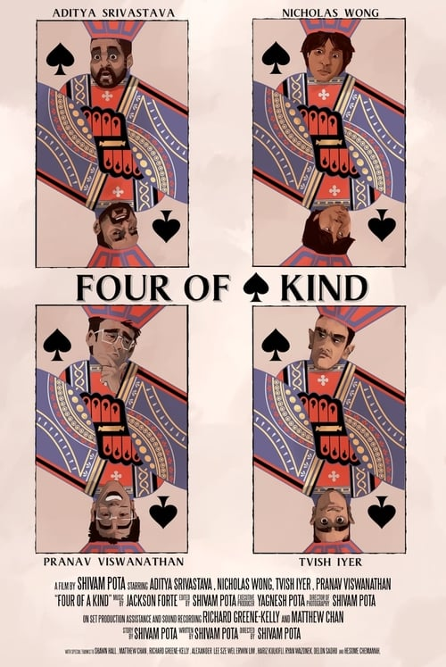 Four of a Kind (2020)