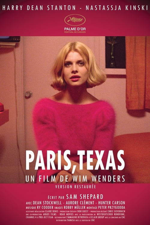 Regarder Paris, Texas (1984) Streaming HD FR