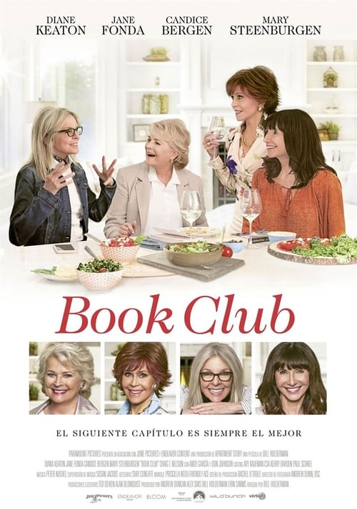 Ver Book Club Gratis