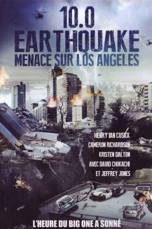 Streaming 10.0 Earthquake (2014) Full Movie