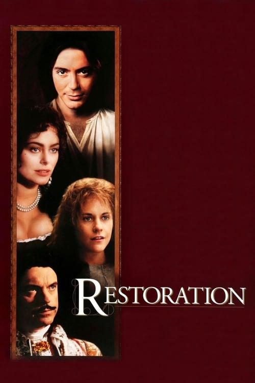Restoration (1995) Poster