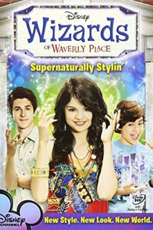 Wizards of Waverly Place: Fashionista Presto Chango poster