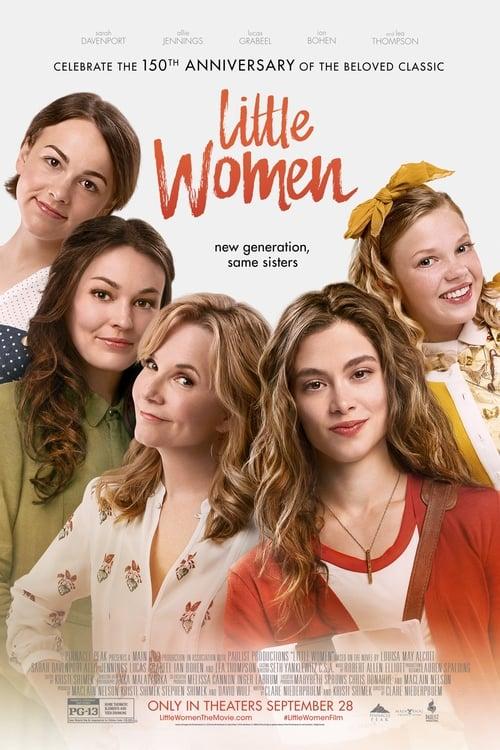 Poster for Little Women (2018)