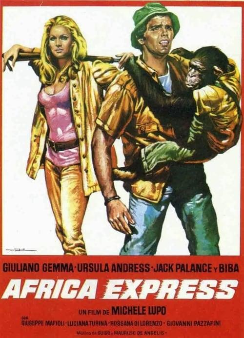 Mira Africa Express En Buena Calidad Hd