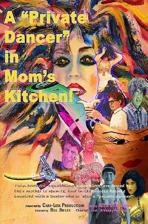 """A """"Private Dancer"""" in Mom's Kitchen"""