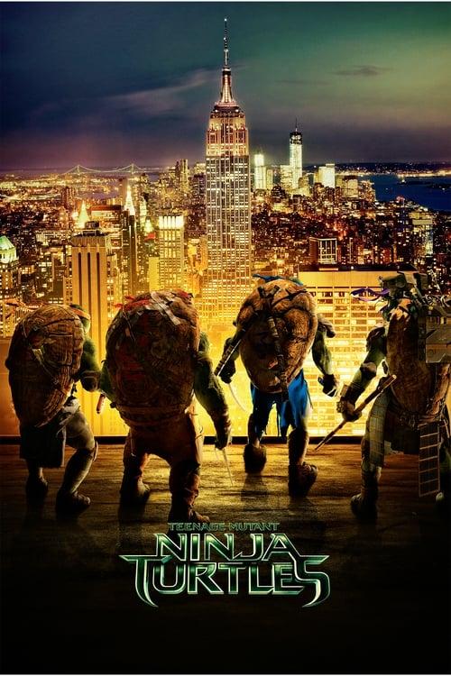 Poster von Teenage Mutant Ninja Turtles
