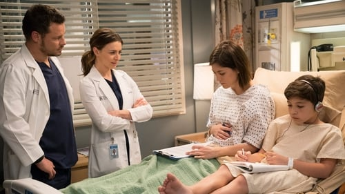 Grey's Anatomy - Season 14 - Episode 18: Hold Back the River