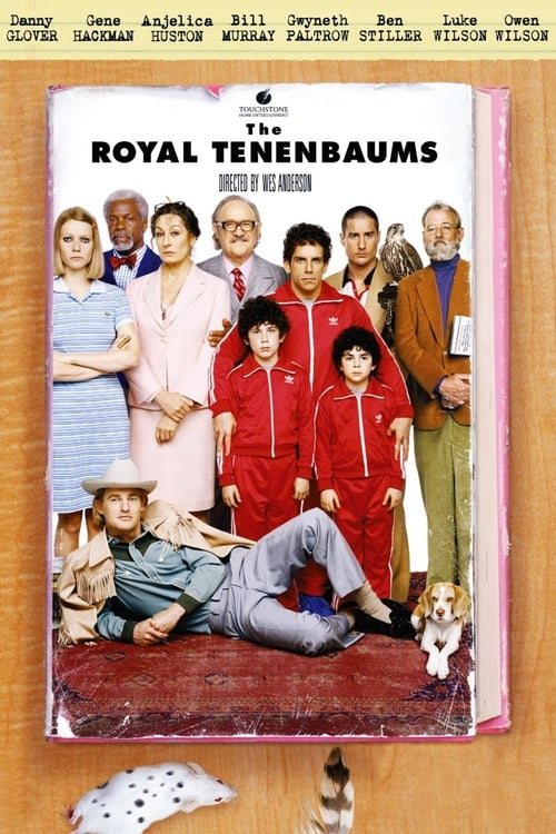 Streaming The Royal Tenenbaums (2001) Movie Free Online
