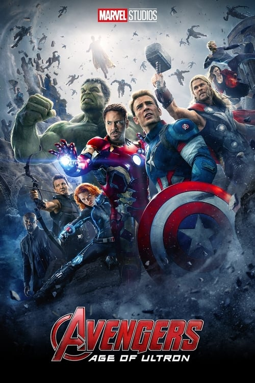 Avengers: Age of Ultron - Action / 2015 / ab 12 Jahre