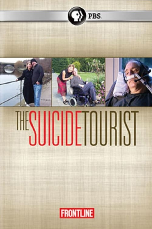 Largescale poster for The Suicide Tourist
