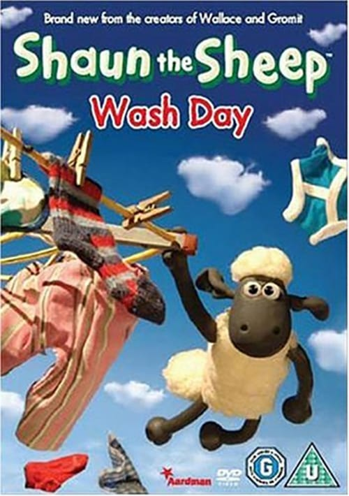 Largescale poster for Shaun the Sheep - Wash Day