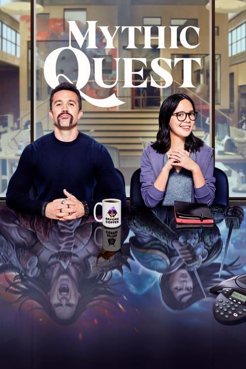 Mythic Quest: Raven's Banquet Poster