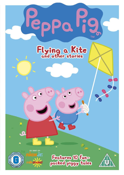 Peppa Pig: Flying a Kite and Other Stories Online