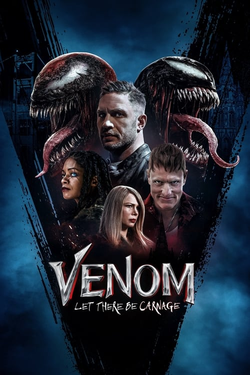 Largescale poster for Venom: Let There Be Carnage