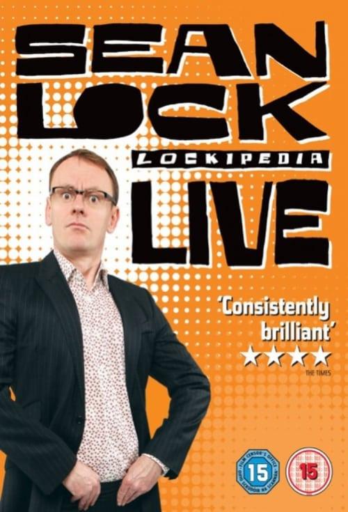 Sean Lock: Lockipedia Live (2010) Poster