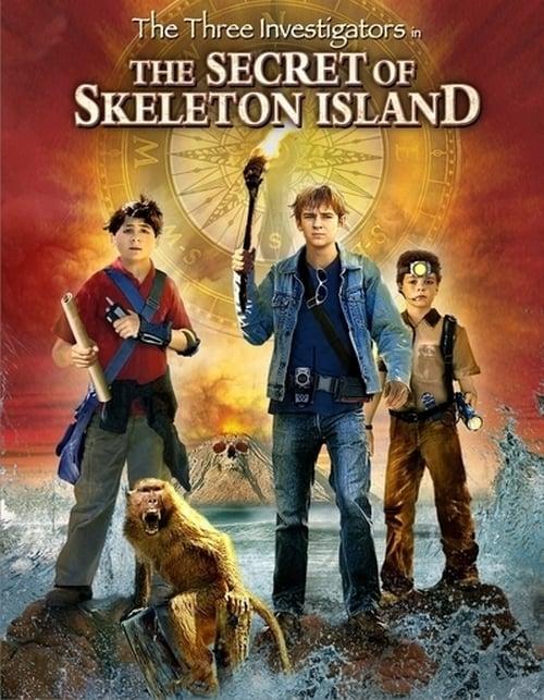 The Three Investigators and the Secret of Skeleton Island (Die Drei ???)