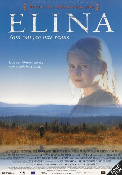 Largescale poster for Elina - som om jag inte fanns
