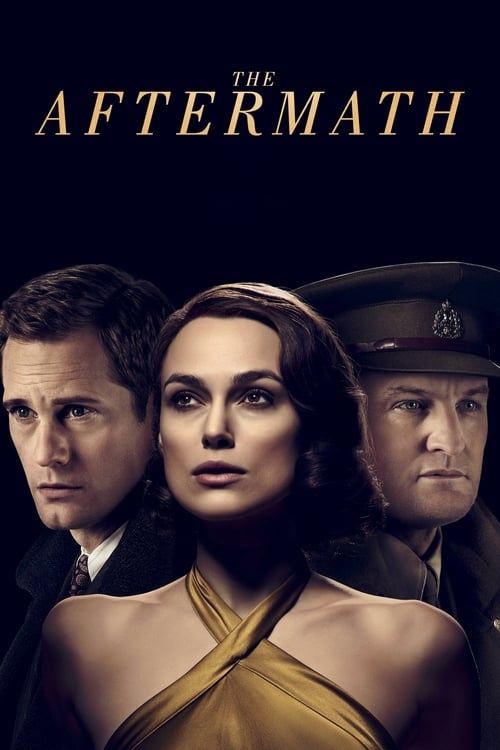 Poster. The Aftermath (2019)