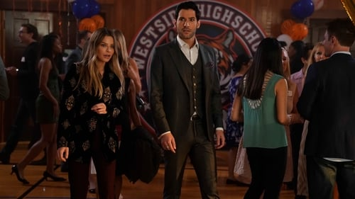 Lucifer 2017 Amazon Video: Season 3 – Episode High School Poppycock