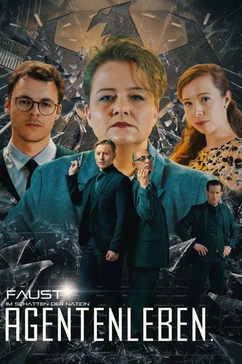 Poster von FAUST - AGENTENLEBEN