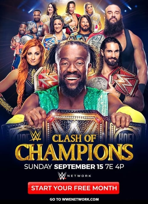 WWE Clash of Champions 2019 (2019)
