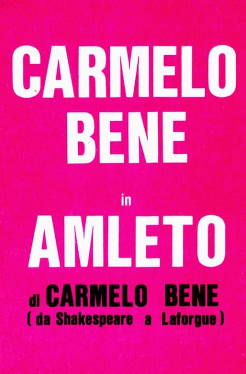 Filme Amleto di Carmelo Bene (da Shakespeare a Laforgue) De Boa Qualidade