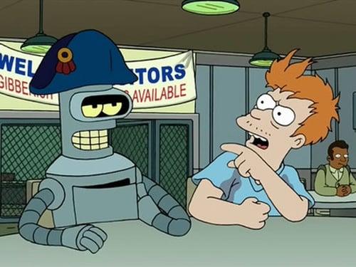 Futurama - Season 3 - Episode 12: Insane in the Mainframe