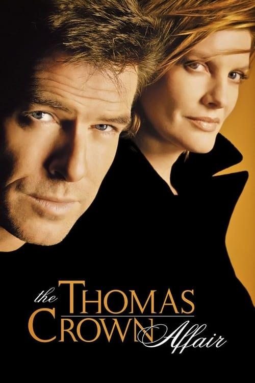 The Thomas Crown Affair - Poster