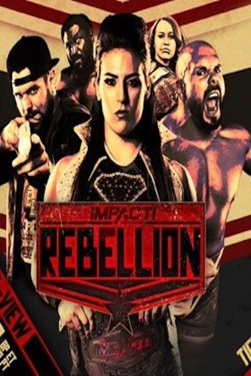 Impact Rebellion 2020 Night 1