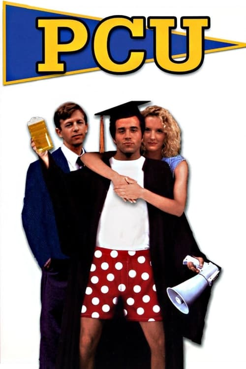 PCU (1994) Poster