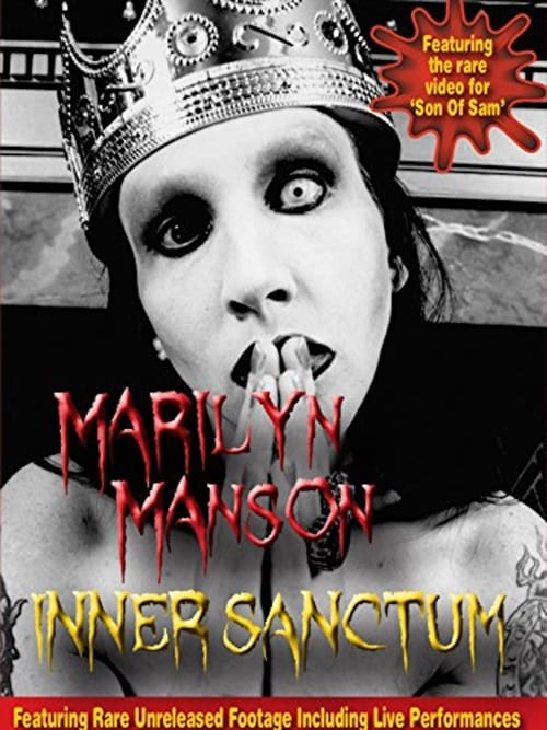 Assistir Marilyn Manson: Inner Sanctum Com Legendas