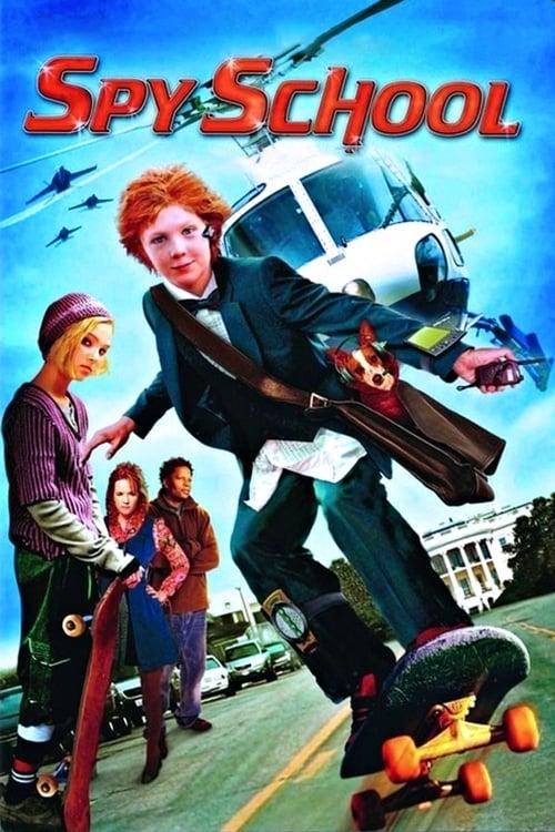 Película Spy School En Buena Calidad Hd 1080p