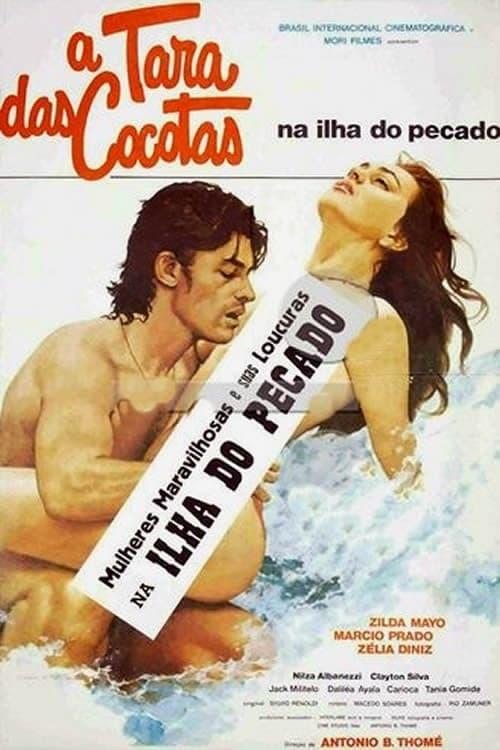 Tara das Cocotas na Ilha do Pecado (1980)