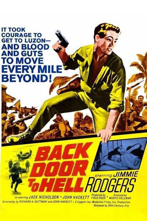 Back Door to Hell poster