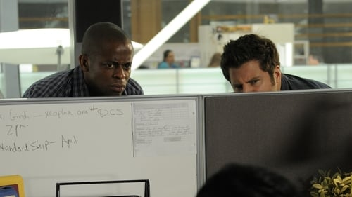 Psych 2013 Blueray: Season 7 – Episode Office Space