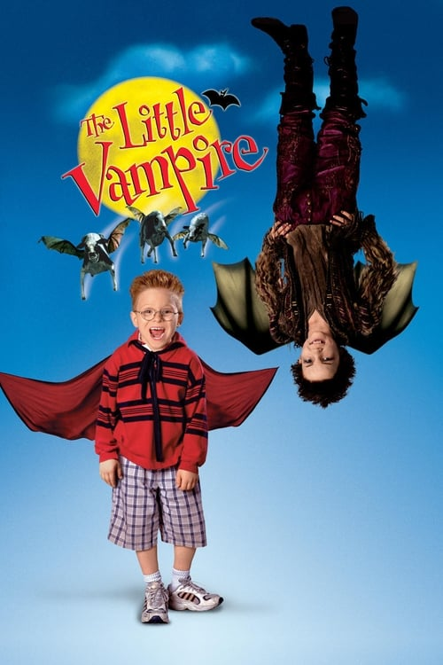 The Little Vampire pelicula completa