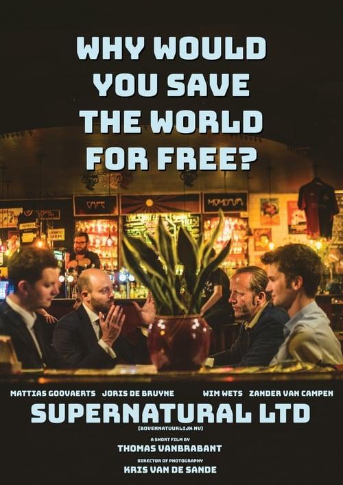 Supernatural Ltd (1969)