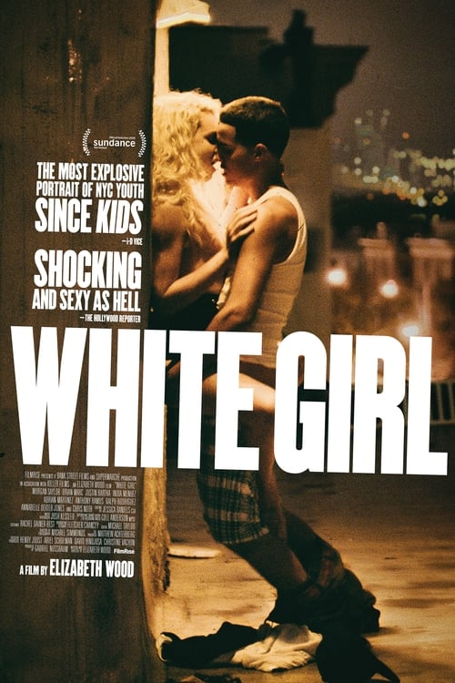The poster of White Girl