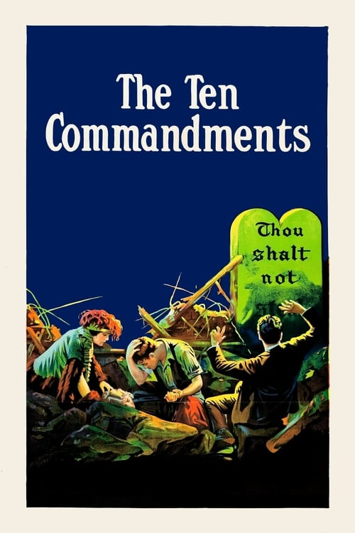 Download The Ten Commandments (1923) Best Quality Movie