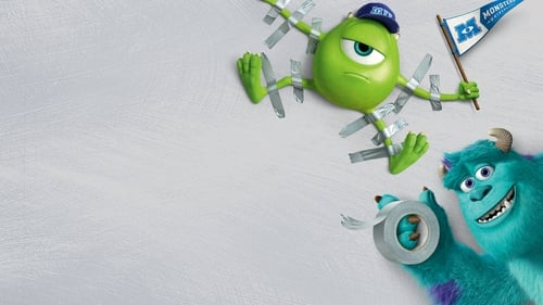 Monsters University - School never looked this scary. - Azwaad Movie Database